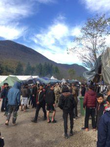 Das Lager ist voller